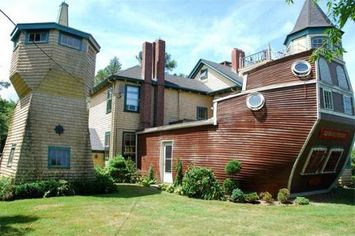 East Sandwich Estate is Half Boat, Half Home, All Awesome (PHOTOS)