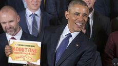 Obama Out: 3 Things the First Family Can (Legally) Swipe From the White House