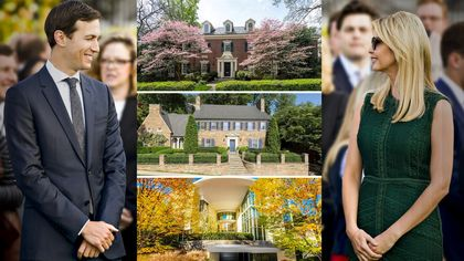 Where Will Ivanka and Jared Live Next? Here Are 3 Homes We Bet They'd Love to Buy