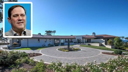 Cisco CEO Chuck Robbins Selling Posh Property in Pebble Beach for $17M