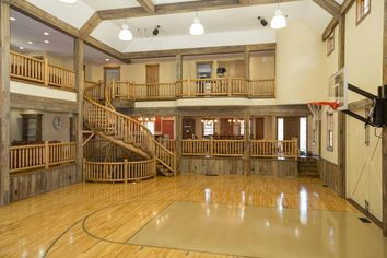 Get Your Game On: This New Canaan Estate Features a Sports Barn