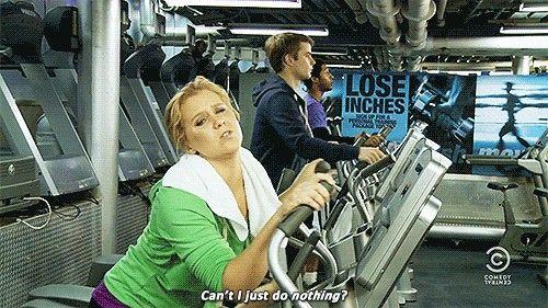 amy schumer gym