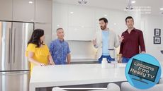 The Property Brothers Reveal a White-Hot Kitchen Trend That's on Its Way Out