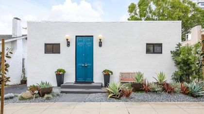 Actor Jesse Metcalfe Flipped This West Hollywood House—It's Back on the Market for $2.25M