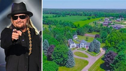 Kid Rock's Michigan Childhood Home Is for Sale and There's Not a Trailer in Sight