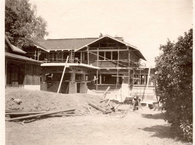 Original construction of the day