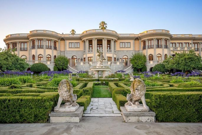 The Priciest Place in Pasadena Isn't Done--for $39.8M, You Can Finish It