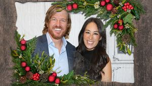 How Chip and Joanna Gaines Do Holiday Decor: Inside the 'Fixer Upper' Duo's Festive Home