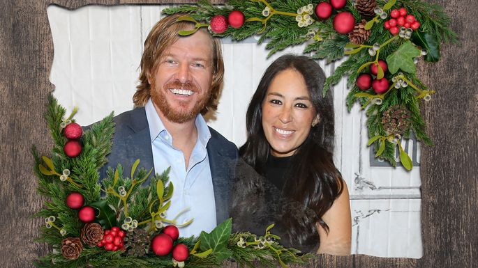 chip joanna gaines holiday card - Joanna Gaines Christmas Decor