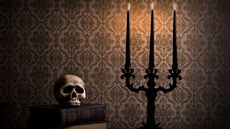 Spooky Yet Chic Halloween Decor to Make Your Home Look Tastefully Terrifying