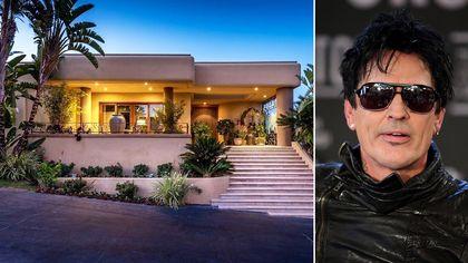 Rocker Tommy Lee Prepared to Take a Million-Dollar Loss on Calabasas Crib