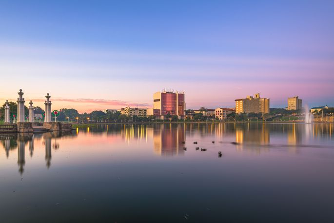 Lakeland, FL, is one of the nation's fastest-growing retirement destinations.