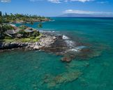 'Magical' Polynesian Pole House in Maui Has Ocean for Its Front Yard