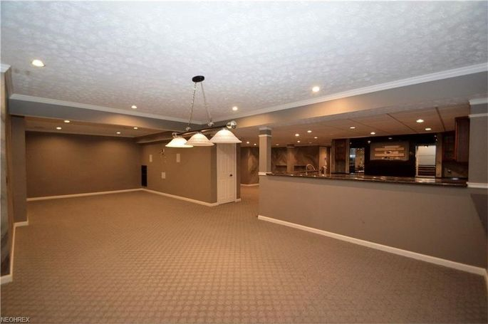 Now a colt super bowl champ barkevious mingo selling ohio home Putting a master bedroom in the basement