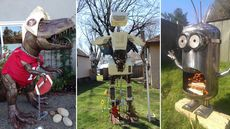 9 Jaw-Dropping Lawn Decorations for the Yard That Has Everything