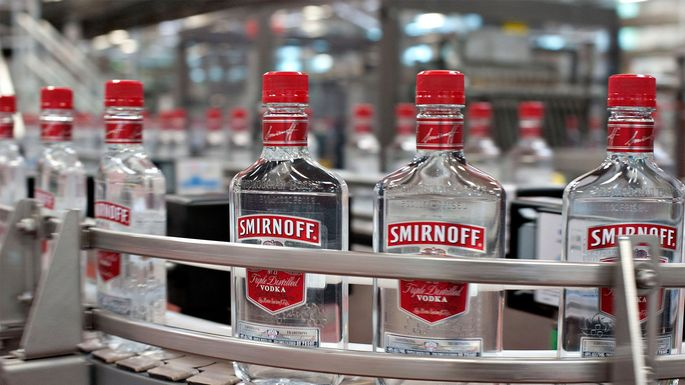 The Smirnoff bottling facility in Plainfield should help ease your transition to the suburbs.