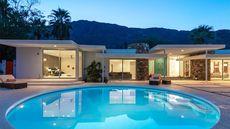 Desert Delight! Luxe Midcentury Modern in Palm Springs Gets Full Makeover