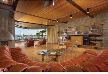 John Lautner's Rawlins House on Balboa Island