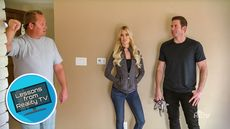Watch Tarek and Christina Flip Their Most Surprising House Yet