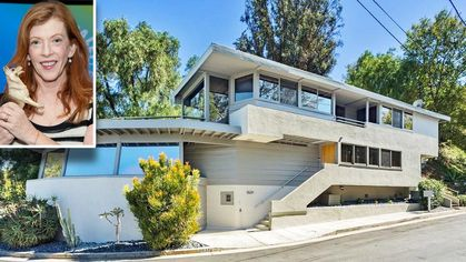 Author Susan Orlean Selling Mid-Century Modern in Studio City for $2.3M