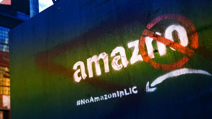 How Much Did Amazon Hurt Long Island City's Housing Market
