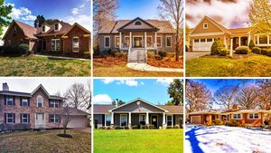 10 Homes Sitting Pretty, Right at the U.S. Median Price of $300K