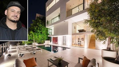 Diamond Supply's Nick Tershay Wants to Sell His Sparkling L.A. Home