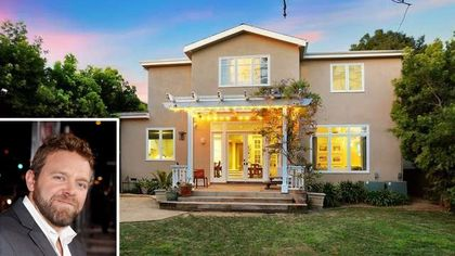Director Joe Carnahan Calling 'Cut' on His Pacific Palisades Home