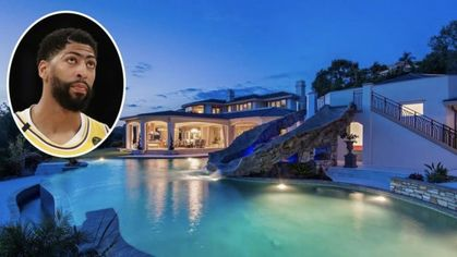 Lakers All-Star Anthony Davis Lists Westlake Village Home for $8M