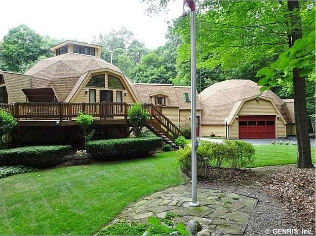 Dig These Dome Homes 8 Geodesic Domes For Sale Realtorcom