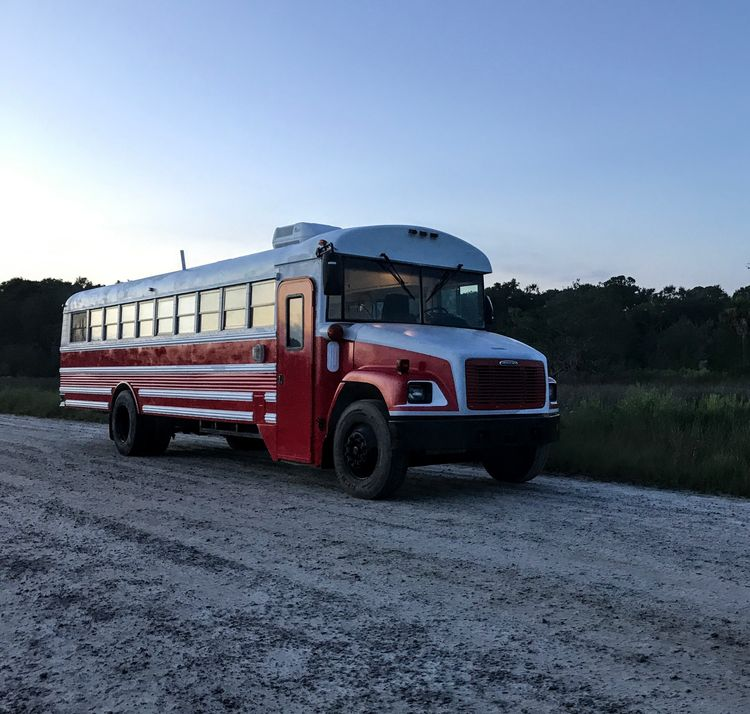 School Bus Homes? 'Skoolies' Are the Best Tiny House This