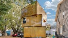 Just Look at How This Cool Cubic Condo in Cambridge, MA, Stacks Up