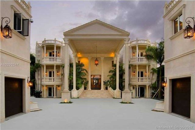 """Rapper / producer Bryan """"Birdman"""" Williams is looking to sell his Miami Mansion for $20 million"""