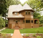 122-Year-Old Frank Lloyd Wright Home for Sale