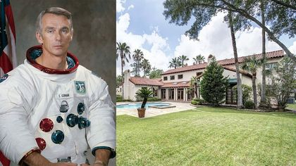 Home Owned by the Last Man on the Moon Lands on Market in Houston