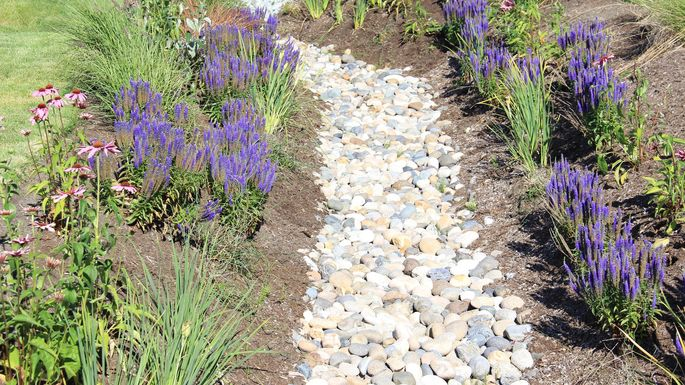 Installing A French Drain Fix Flooding With This Diy