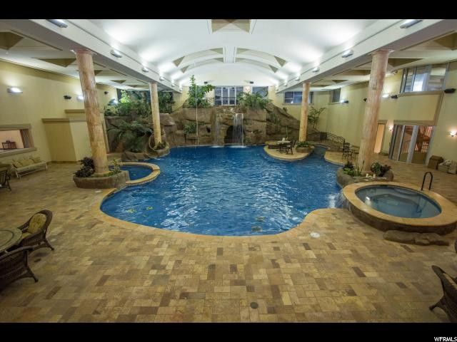 Even with price cut this 30m mansion is most expensive for Indoor pools in utah