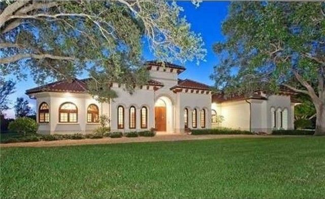 8 - Bill Gates Equestrian Estate