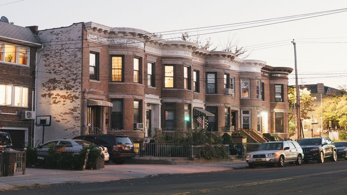 Residential Architecture in Dyker Heights Brooklyn NYC Family Homes