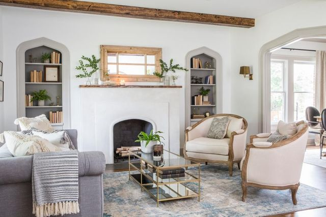 watch chip and joanna gaines cheap out on 39 fixer upper 39 sfgate. Black Bedroom Furniture Sets. Home Design Ideas