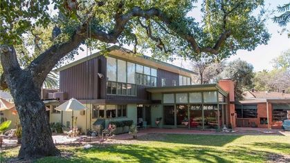 Must-See Modern: A Perfectly Preserved Paul Williams Midcentury Home