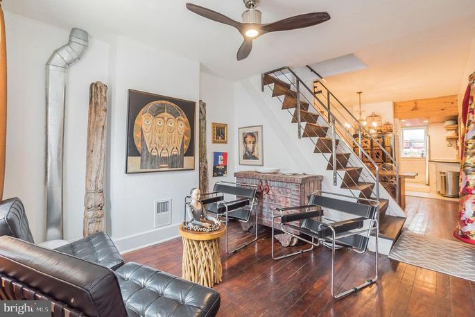 A two-bedroom in Philly's Fishtown for $329,000