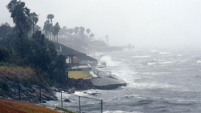 Hurricane Harvey devastated Corpus Christi, TX.