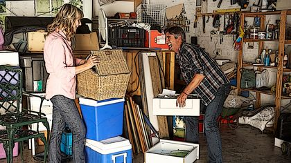Straighten Up Without Breaking Up: 4 Ways for Couples to Avoid Clashing While Decluttering
