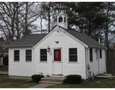 Tiny House: Converted Cape Cod Schoolhouse