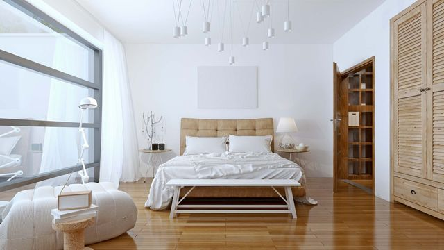 staged bedroom Peter visual iStock. Home Staging Ideas for the Bedroom   realtor com