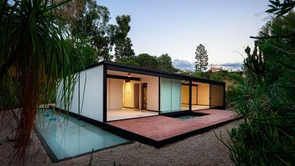 Case Study House #21 in L.A. Is Back on the Market at a Discount: $3.6M