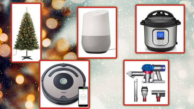 8 Best Black Friday Deals to Get Your Home Holiday-Ready