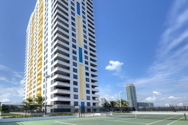 The Waverly condominium complex