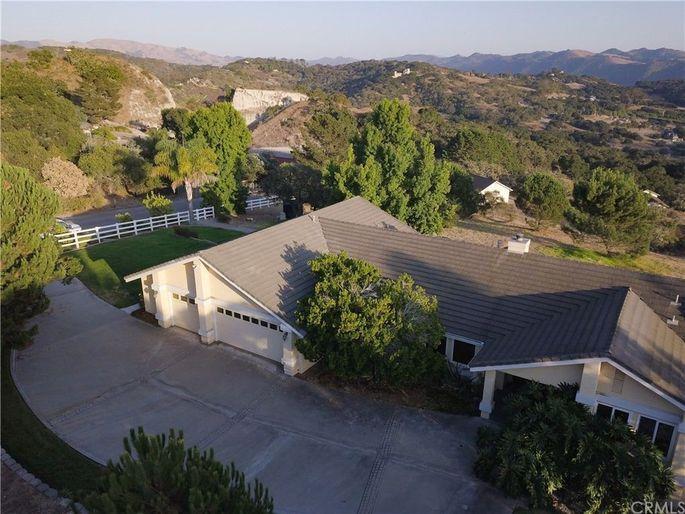 Lou Ferrigno's Arroyo Grande, CA, home that's for sale